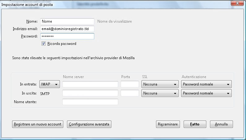 Mozilla Thunderbird - Windows